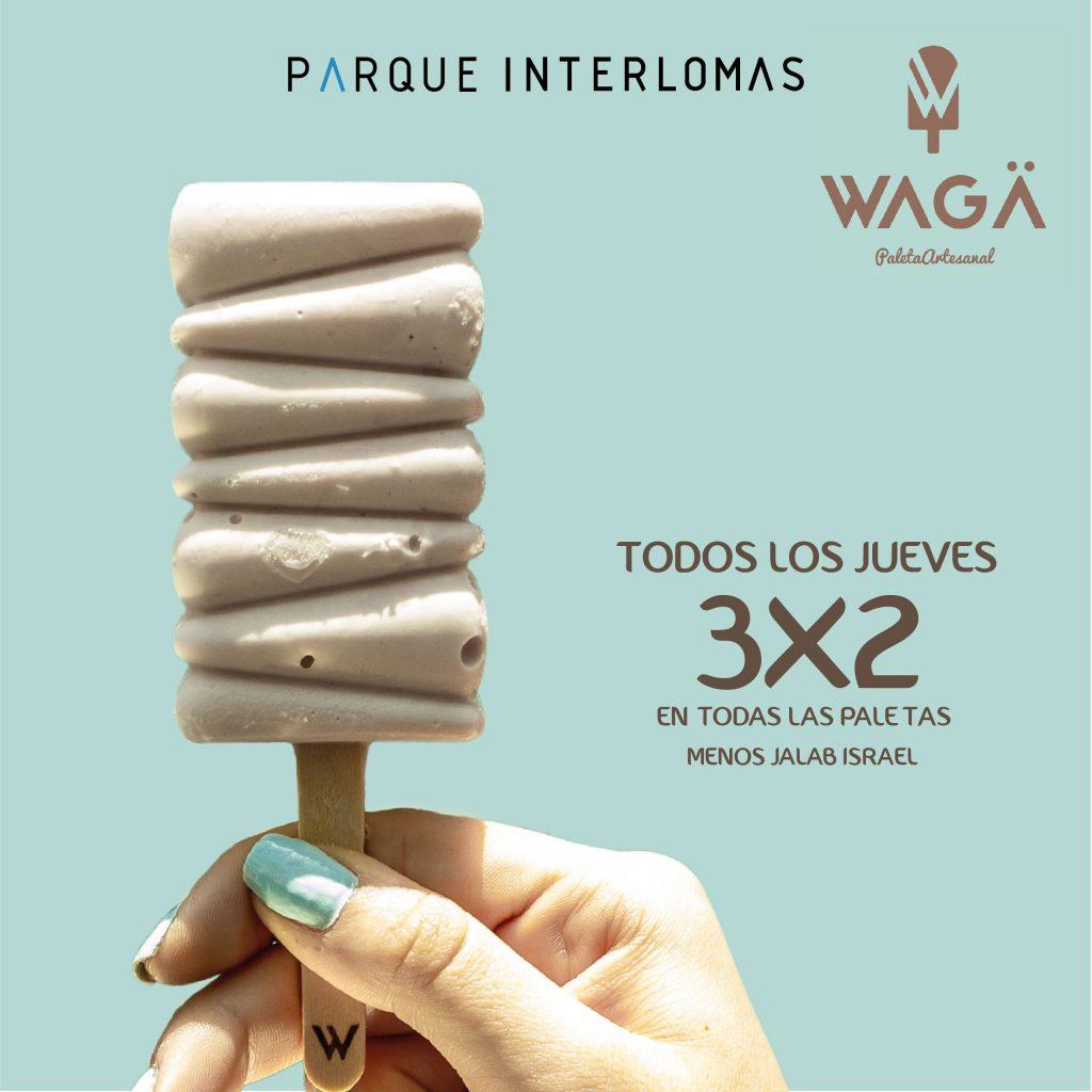 Parque Interlomas - Waga
